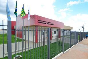 Sede das Promotorias de Justiça de Luziânia