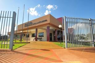 Sede das Promotorias de Justiça de Itumbiara