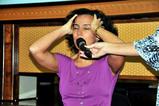 Mônica deu dicas de relaxamento e auto-massagem para aliviar o estresse.