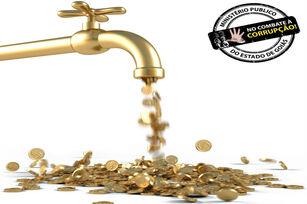 Valores serão bloqueados em contas bancárias ou aplicações dos réus