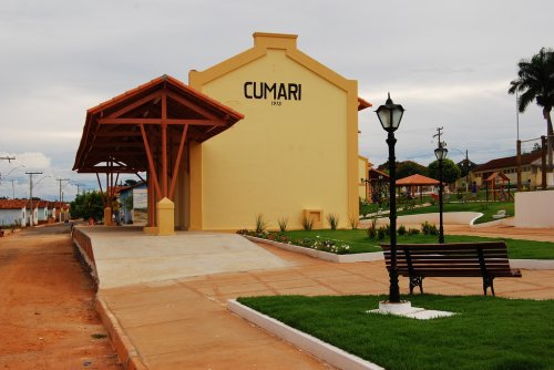 Cumari Goiás fonte: www.mpgo.mp.br