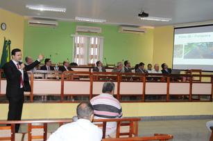 Promotor Lucas Braga esclareceu a iniciativa de desenvolver o monitoramento