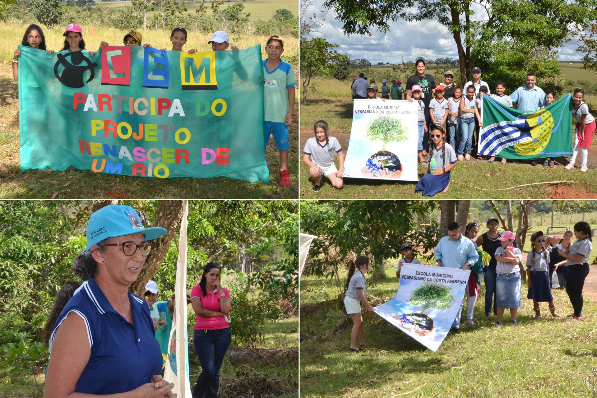 Excepcional Educação ambiental é destaque do Programa Ser Natureza em Leopoldo  UF78