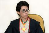 Subprocuradora-geral de Justiça para Assuntos Institucionais, procuradora de Justiça Laura Maria Ferreira Bueno