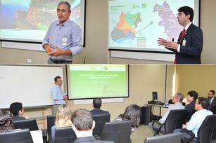 Goiás Turismo detalhou o projeto para membros do MP